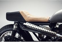 Custom Motorcycles / customised masterpieces