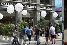Calliope loves Milano / Great event in Milan for the opening of the new store Calliope