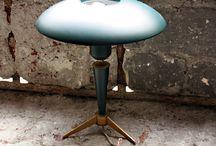 Louis Kalff / Mid-Century Design, desk lamps by Louis Kalff for Philips