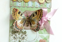 Cards-Butterflies / by Denette Stoll
