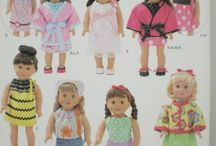 AG Doll Clothes / by Andrea Crate