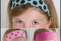 Headbands / by Cynthia Schoettle-Bland