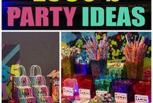 80s Party theme