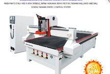 Woodworking CNC Router XJ1325 with Linear ATC / You want a good machine for producing furniture?Xiaojia woodworking CNC Router will be your best choice www.xjrouter.com http://www.xjrouter.com/product/woodworkingmachine-153.html