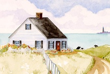 cape cod cottage
