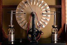 Instumentarium Huize D'Arrest / Op de inventarislijsten van Huize D'Arrest staan veel instrumenten die men in huis had. 18e Eeuwse technologie.