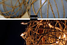 DIY Decorations / DIY decorations for everyday inside and out, parties etc.