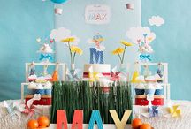 Parties for Boys / A collection of fantastic parties for boys! Boy party themes that include crafts, printables, recipes, inspiration and ideas!