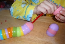 ECE: Fine Motor / Fine motor strength and dexterity are an important first step in learning to write, as well as learning many self help skills.