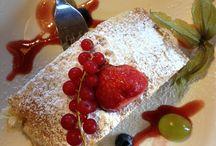 Austrian food and drinks / Dessert