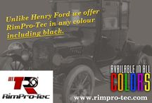 Quote of the Week / RimPro-Tec do it with colour.