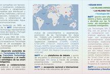 ¿PARA QUE IbSTT? / Dar un paso más en la apuesta clara por convertir nuestras ciudades en lugares más saludables, prósperos y sostenibles, que proporcionen una buena calidad de vida a todos los ciudadanos mediante el conocimiento y aplicación de las Tecnologías SIN Zanja en el ámbito de la Innovación y la Sostenibilidad. IbSTT Agrupa en España las principales empresas líderes en Tecnología Sin Zanja