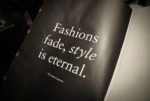Style. / by Michele Kimpton