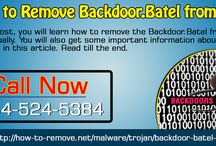 How to Remove Backdoor.Batel from PC?