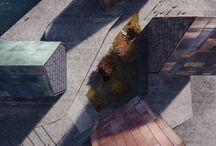 Krøyers Plads by Erick van Egeraat / The architectural visuals for Krøyers Plads by Erick van Egeraat. Images were produced in 2014.