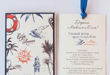 Wedding invitations / Beautiful invotations