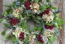 Wreath and Garland making Xmas workshops