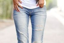 roupa casual chic