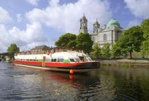 Hotel Barge Shannon Princess / The 10 passenger Shannon Princess is the largest hotel barge cruising the River Shannon