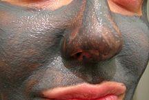 Facial and hair masks