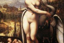 H Λήδα και ο κύκνος - Leda and the Swan