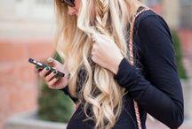 Schöne Frisuren / Haare, Frisuren, Flechten, Locken