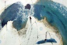 Schilderkunst abstract