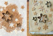 Julekaker-christmas cakes and sweets