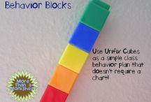 Behaviour blocks