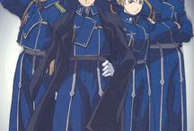 Fullmetal alchemist brotherhood