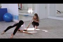 tanecne videa