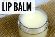 Recipes to Make - i.e. lip balm