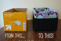 Storage boxs