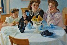 Tea time / by Anna