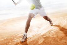 Training tennis
