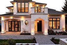 V house