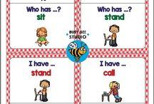 ESL Activities / Elementary education ESL activities.