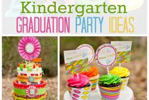 Pre-K Graduation Party!!!