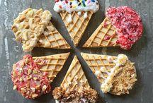 *Food/Kitchen Cookie Ideas