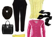 abbinamenti vestiti e nails