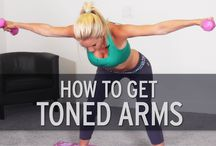 ARM workouts / fitness arm workouts