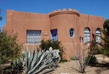 Pueblo Landscape