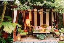 Outdoor Space / by Michelene