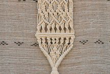 Wall crochet
