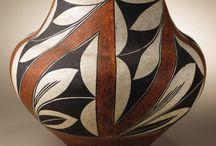 Native ceramics