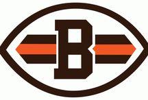 Cleveland Browns / by Nancy Fleck