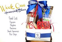 Gifts / Hostess, College, Baby, Birthdays and any other special occasion gifts and inspiration