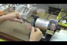 how to make fork bracelettes
