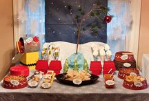Charlie Brown Christmas Party / by Carrie LeBrescu Ross
