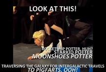 Starkid Potter Quotes